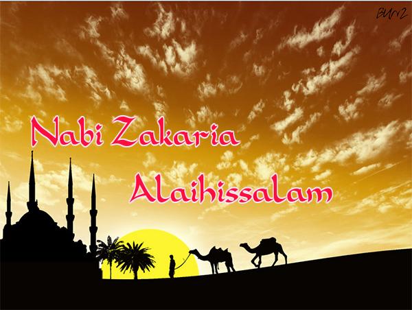 Kisah Cerita Nabi Zakaria Dalam Bahasa Inggris Dan Artinya